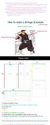 How to make a shitagi- kosode by Prailin