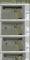 Basic Firearm Rendering pt2 by cityofthesouth