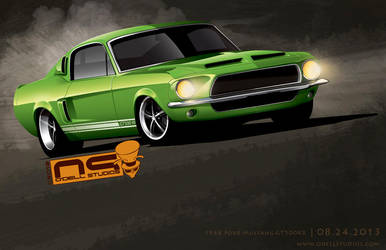 Shelby GT500 KR Update by cityofthesouth