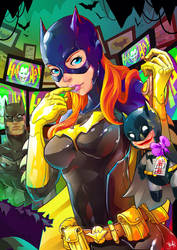 Surprise, Batsy!! by 13wishes
