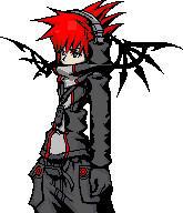 Reaper Neku Long Sleeves by ReaperNeku