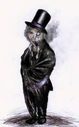 Oswald Cobblepot - The Penguin by punkandartStJimmy