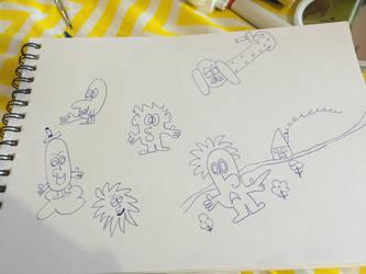 My Doodles by doreenpayne