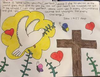 Bible verse  by doreenpayne