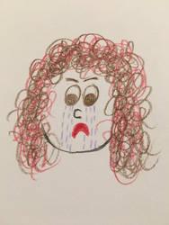 Broken-hearted  by doreenpayne