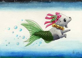 Christmas Gifts 09 - Satoita by AnimeGirlMika