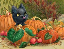 Kiba Halloween by AnimeGirlMika