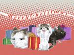 Christmas Card 2013 by AnimeGirlMika