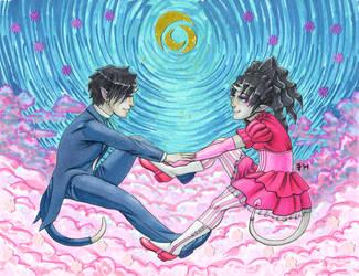 Star Love by AnimeGirlMika