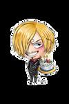 Happy Birthday Sanji (2018) by AnimeGirlMika