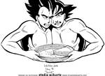 Inktober - Day Thirty-One: SLICE by AnimeGirlMika