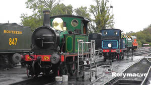 SECR 178 at Sheffield Park by The-Transport-Guild
