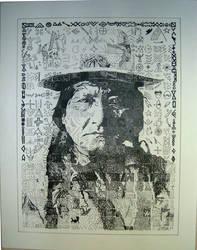 Sitting Bull by alleycat5
