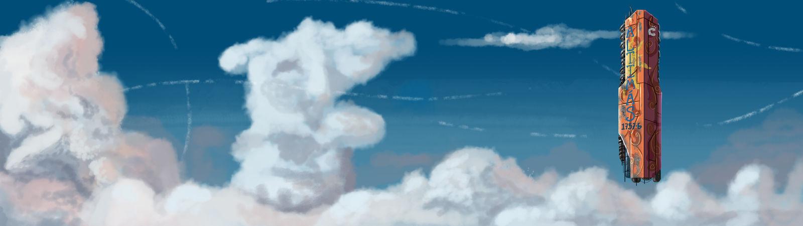 Skyline by seventozen