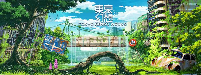 I just started facebook by tokyogenso