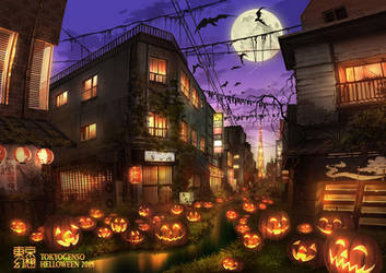 HELLOWEEN 2015 TOKYOGENSO by tokyogenso