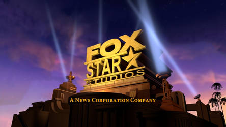 Fox Star Studios 2010 Remake (TheUltraTroop Model) by JeffreyTheCommenter