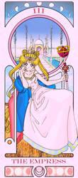 III - The Empress by Sillabub429