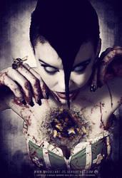 Under my skin 'The Antidote' by MiguelArt-25