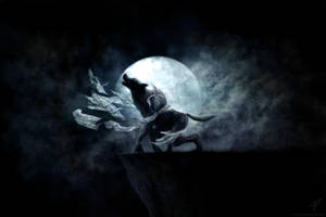 Lycanthropy by JohnPatsakios