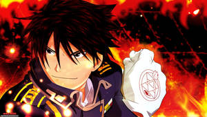 Roy Mustang by agustinlp24
