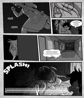 Fnaf Comic Page 1 | intro by Marie-Mike
