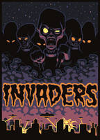 Invaders by SaintBonkers