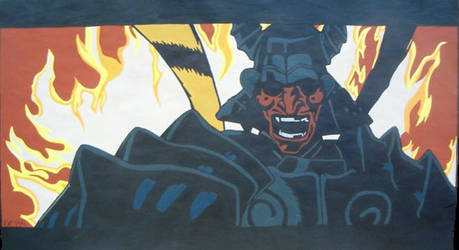 Animatrix Samurai by katie-m195