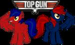 Tomcat and Grumman as TOP GUN by Antone-t62newo