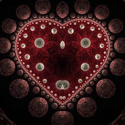 valentine III by cyberxaos