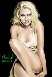 Johansson by eumartleon