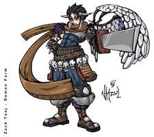Zack - Original Character by Nhazul-Anims