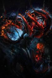 Red destiny by Darthu