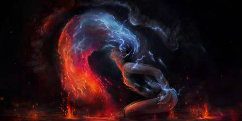 Lava bitch vol 1 by Darthu