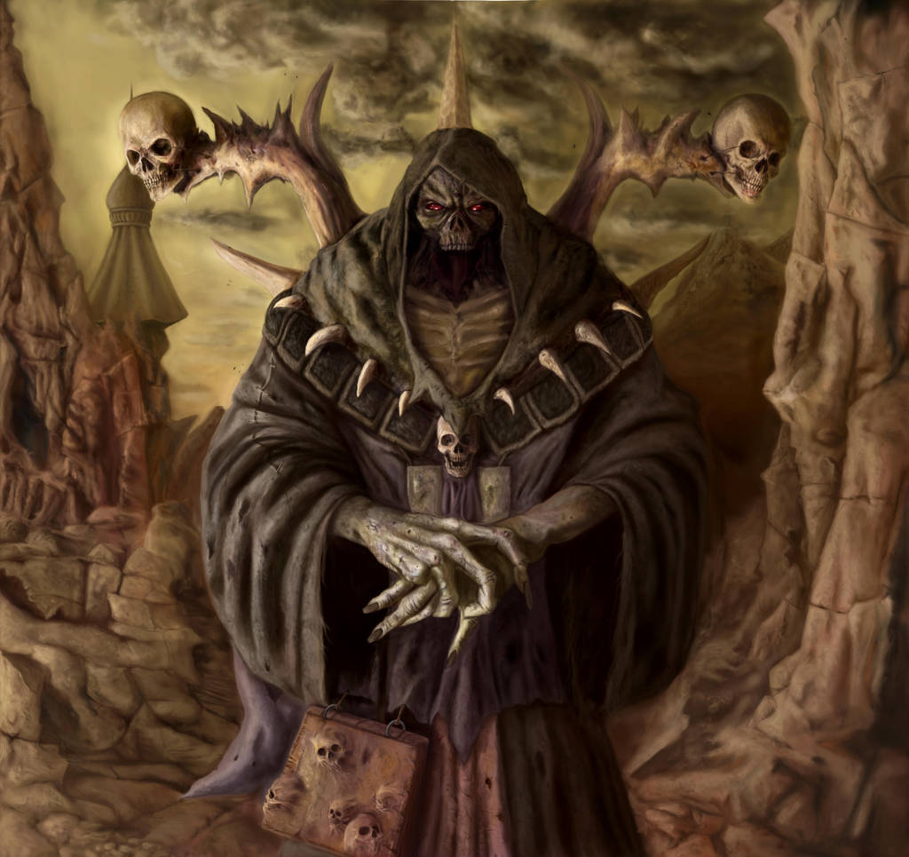Undead by Narog-art