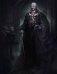 Prince Aradan by Narog-art
