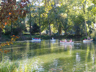Park's Lake by Egil21