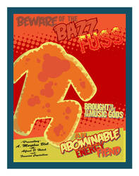 The Bazz Fuss by ScumPudding