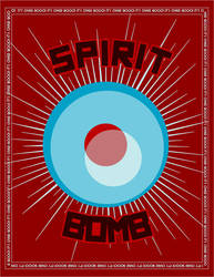 The Spirit Bomb by ScumPudding
