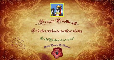 Dragon Cookie 438 by Labatryth