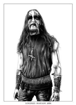 Gorgoroth IV by chaosartifex