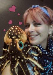 Me and my Octolovenyanyanya by any-s-kill