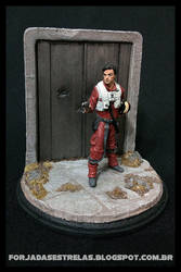 Black Leader - Poe Dameron by BlckThorne