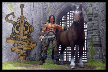 Custom Conan by BlckThorne