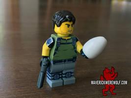 Gimme an egg by Maverick-Werewolf