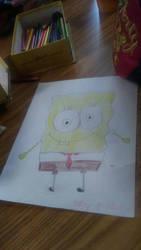 Spongebob by twilightfan66