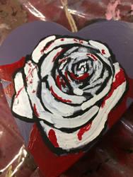 Bleeding Rose by twilightfan66