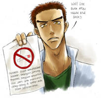 CR: No Tobacco by E-park