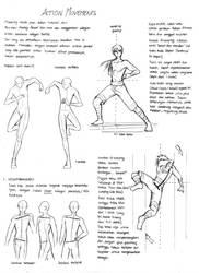 tutorial: gerakan-part 1 by E-park