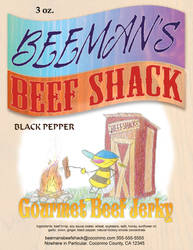 Beeman's Beef Shack by tymime